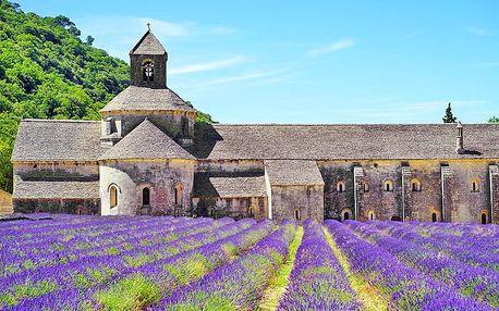 Poznávací zájezd do Provence s koupáním v Nice na 5 dní pro JEDNOHO