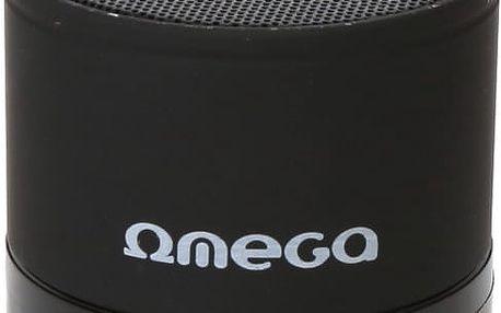 Omega OG47, přenosný, černá - OG47B