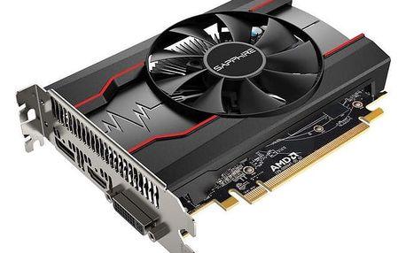 Sapphire Radeon PULSE RX550 2GB, 2GB GDDR5 - 11268-03-20G