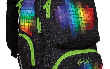 Studentský batoh Topgal HIT 826 A - Black