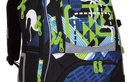 Školní batoh Topgal CHI 706 A - Black