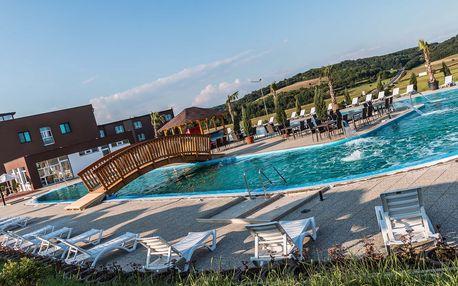 Luxusní pobyt v Miraj Resortu**** s polopenzí a mořským wellness