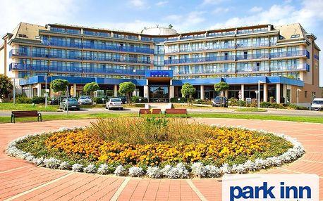 Maďarský Park Inn**** Sárvár s neomezeným vstupem do lázní pro JEDNOHO + dítě zdarma