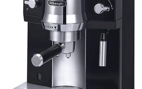 Espresso DeLonghi EC820 černé + Doprava zdarma