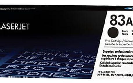 Toner HP černý, CF283A (CF283A)