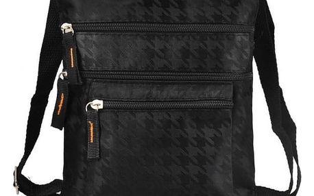 Pánská taška se třemi zipy - dodání do 2 dnů