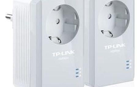 TP-LINK TL-PA4010P, 500Mbps Powerline kit - TL-PA4010PKIT