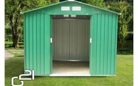 Zahradní domek G21 GAH 580 251 x 231 cm