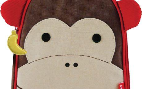 SKIP HOP Zoo Svačinový batůžek - Opička