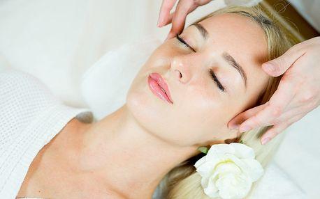 Královská protistresová masáž obličeje
