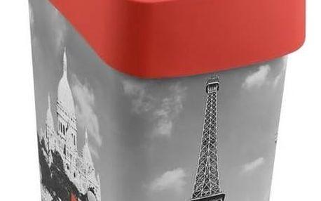 Curver Odpadkový koš Flipbin 25l PARIS