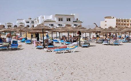 Tunisko - Mahdia na 8 až 13 dní, all inclusive s dopravou letecky z Prahy