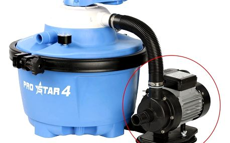 Marimex Čerpadlo filtrace BlackStar 3,5 a Prostar 4 (od r. 2015) - 10604213