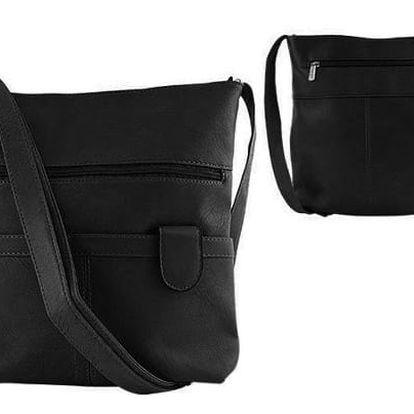 Dámská kabelka z ekokůže TC-3 black