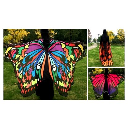Originální dámské pareo Butterfly