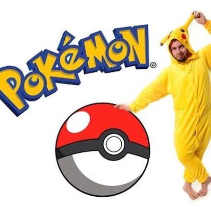 Originální overal - Pikachu