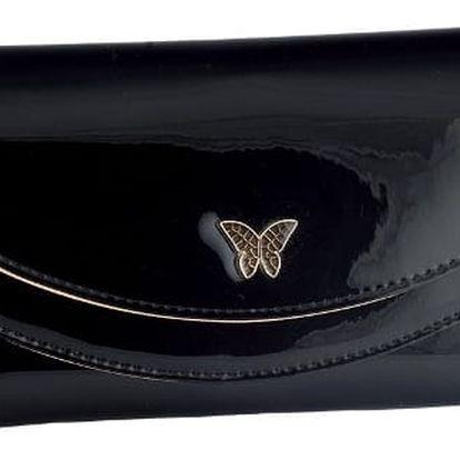 Dámská kabelka z ekokůže psaníčko GRD1107-1 Black