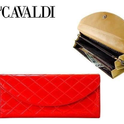 Dámská kabelka z eko kůže YU-20 Red