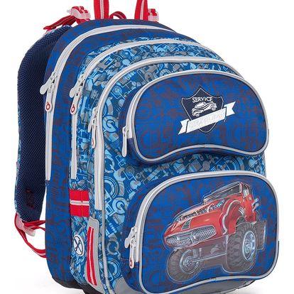 Školní batoh Topgal CHI 841 D - Blue