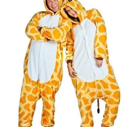 Originální overal - Žirafa
