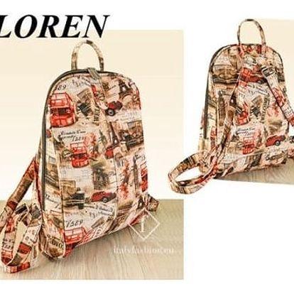 Unikátní dámský batoh NL-04-1