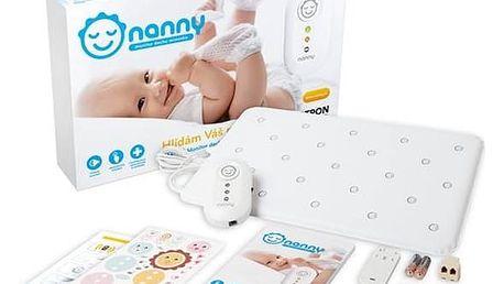 Monitor dechu Nanny BM-02 bílá + Doprava zdarma