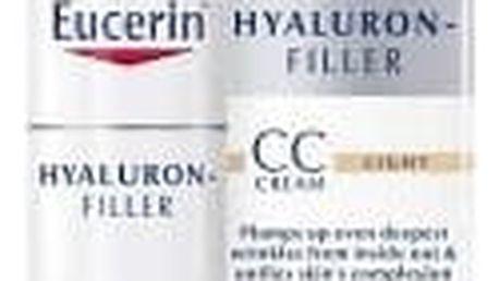 EUCERIN HYALURON–FILLER CC krém světlý 50 ml