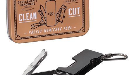 Kapesní manikúra s karabinou Gentlemen's Hardware