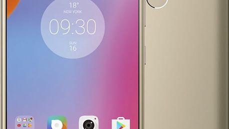 Lenovo K6 Note - 32GB, Dual SIM, LTE, zlatá - PA570051CZ