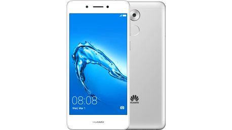 Huawei Nova Smart, Dual Sim, stříbrná - SP-NOVASDSSOM + Zdarma Huawei Original BT reproduktor AM08 Gold (EU Blister) (v ceně 699,-)