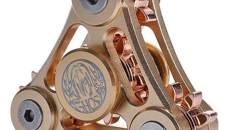 Fidget spinner - ozubená kola