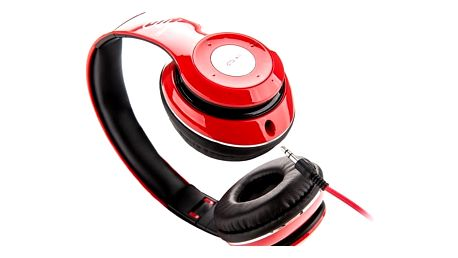 Sluchátka GoGEN HBTM 41RR (HBTM 41RR ) červené