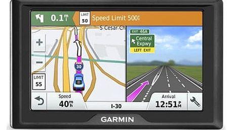 Navigační systém GPS Garmin Drive 50 Lifetime Europe20 černá