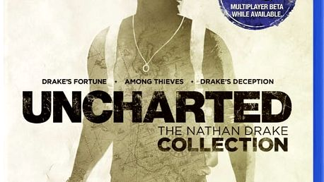 Uncharted: The Nathan Drake Collection (PS4) - PS719866831