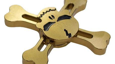 Originální fidget spinner pro opravdové drsňáky
