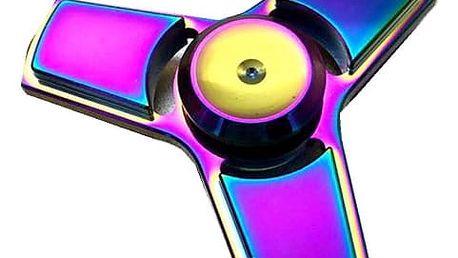 Fidget spinner v barevném provedení