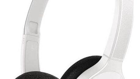 Sluchátka Philips SHB4000W (SHB4000WT) bílá + Doprava zdarma