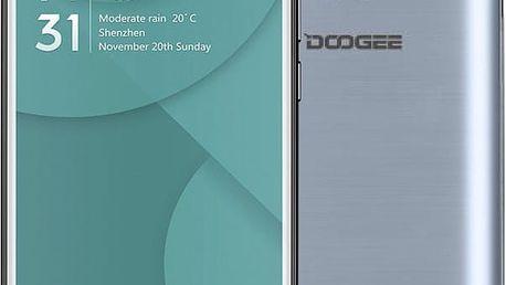DOOGEE Y6 - 16GB, modrá