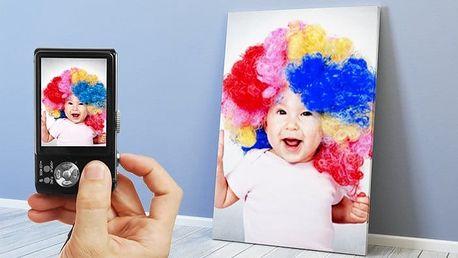 Fotoplátno z vaší fotografie v různých rozměrech
