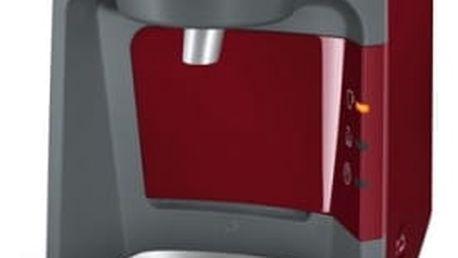 Espresso Bosch Tassimo TAS3203 červené + dárek