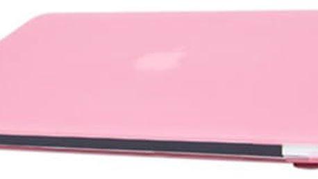 "Plastový kryt pro MacBook Air 13"" MATT - růžový - 7810102300002 + EPICO Nabíjecí/Datový Micro USB kabel EPICO SENSE CABLE"