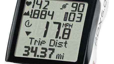 Cyklopočítač Sigma ROX 6.0 bílý + Doprava zdarma