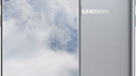 Samsung Galaxy S8, 64GB, stříbrná - SM-G950FZSAETL