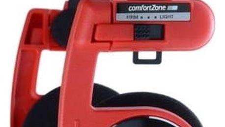 Sluchátka Koss PORTA PRO Flame (doživotní záruka) červená + Doprava zdarma