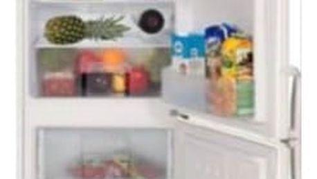 Kombinace chladničky s mrazničkou Beko CSA 29025 bílá