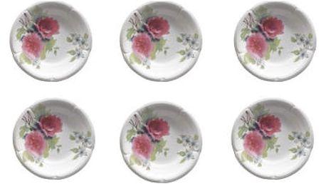 Sada 6 hlubokých talířů Kaleidos Clori Spring