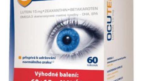 OCUTEIN FORTE Lutein 15mg 60 + 15 tobolek