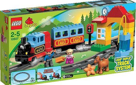 LEGO® DUPLO® 10507 Můj první vláček