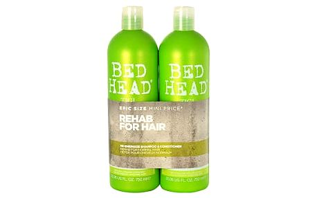 Tigi Bed Head Re-Energize šampon dárková sada W - šampon 750 ml + kondicionér 750 ml