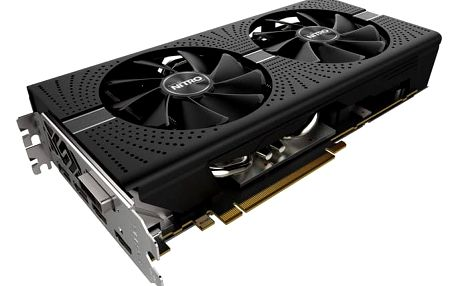 Sapphire Radeon NITRO+ RX 570, 4GB GDDR5 - 11266-14-20G